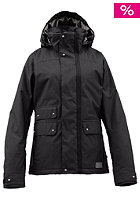 BURTON Womens WB Delirium Jacket true black