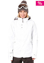 BURTON Womens WB Jet Set Jacket bright white