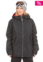 BURTON Womens WB Logan Jacket true black morph