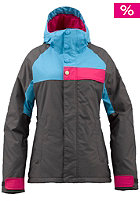 BURTON Womens WB Method Jacket heathers colorblock