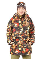 BURTON Womens WB Prowess Jacket trippy garden