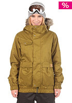 BURTON Womens WB Tabloid Jacket olive