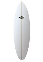 BUSTER 5'7 19'' 2''1/8 D-Type white one colour
