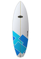 BUSTER Surfboard IX-PS 5'7 19'' 2''1/8 Diamond (D-Type) one colour