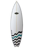BUSTER Surfboard IX-PS 6'2 20''1/4 2''5/8 Fish one colour