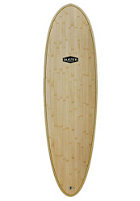 BUSTER Surfboard Wood 6'6 21''1/2 2''5/8 Egg Wood one colour
