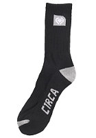 C1RCA Basic Crew Socks black