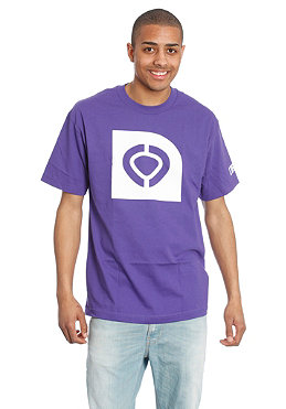 C1RCA Box Icon S/S T-Shirt purple
