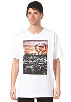 C1RCA Drive In S/S T-Shirt white
