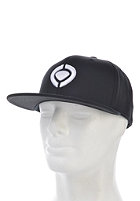 C1RCA Icon 210 Fitted Cap black/white