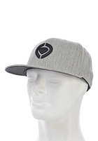 C1RCA Icon 210 Fitted Cap heather gray/black
