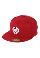 C1RCA Icon 210 Flexfit Cap red/white