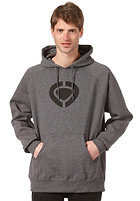 C1RCA Icon Hooded Sweat charcoal heather