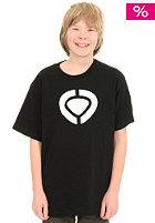 Kids Icon S/S T-Shirt black