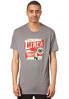 C1RCA Native S/S T-Shirt platinum heather