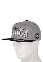 C1RCA Roadtrip Snapback Cap silver