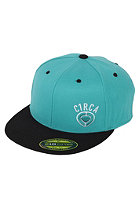 C1RCA Sidewinder 210 Fitted Cap turquoise