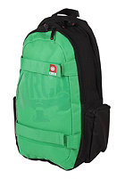 C1RCA Skate Backpack black/green
