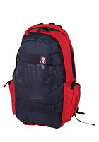 C1RCA Skate Backpack red/navy