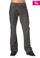 C1RCA Staple Straight Denim Jean Pant black dry rinse