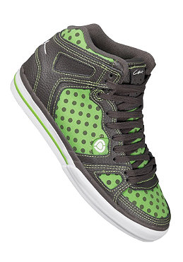 C1RCA Womens 99 Vulc lime/charcoal/white