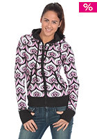 C1RCA Womens Pucci Spade Hooded Sweat black