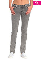 C1RCA Womens Select Skinny Jean Pant heavy grey stone wash