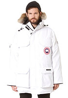 CANADA GOOSE Expedition Parka Jacket white