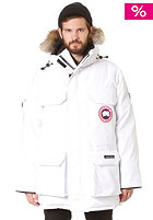 Expedition Parka Jacket white