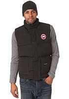 CANADA GOOSE Freestyle Vest Jacket black
