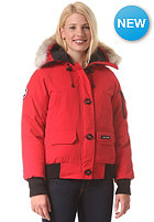 CANADA GOOSE Womens Chilliwack Bomber Jacket red