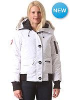 CANADA GOOSE Womens Chilliwack Bomber Jacket white