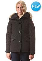 CANADA GOOSE Womens Montebello Parka Jacket black