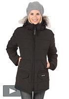 CANADA GOOSE Womens Solaris Parka Jacket black