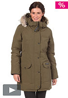 CANADA GOOSE Womens Trillium military green