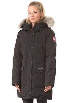 CANADA GOOSE Womens Trillum Parka Jacket black