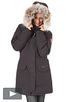 Womens Trillum Parka Jacket navy