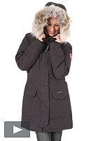 CANADA GOOSE Womens Trillum Parka Jacket navy