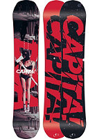 CAPITA Snowboard Defenders of Awesome 150cm red/black