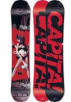 CAPITA Snowboard Defenders of Awesome 156cm red/black