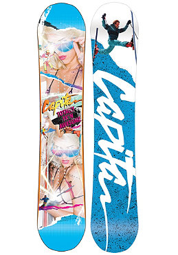 CAPITA Totally FK'N Awesome 2012 157cm multicolor