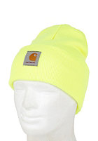 CARHARTT Acrylic Watch Beanie bright lime