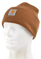 CARHARTT Acrylic Watch Beanie carhartt brown