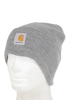 Acrylic Watch Beanie heather gray