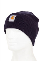 CARHARTT Acrylic Watch Beanie navy