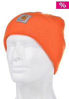 CARHARTT Acrylic Watch Beanie us athletic orange