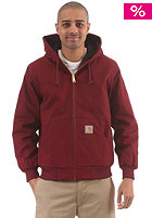 CARHARTT Active Jacket cranberry