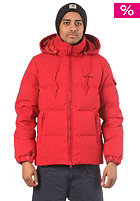 CARHARTT Alaska Jacket deep red/black