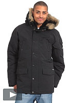 CARHARTT Anchorage Parka black/ broken white