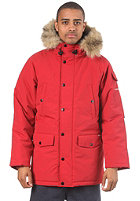 CARHARTT Anchorage Parka deep red/ broken white